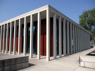 Literaturmuseum der Moderne, Marbach. Foto: Moritz Holfelder