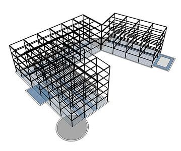 Statisches Modell Abbildung: © TU München