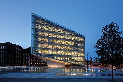 The Chrystal Schmitt Hammer Lassen Architects Bild: © Adam Mørk Kopenhagen (DK)