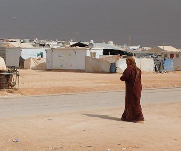 Flüchtlingscamp Zaatari, JordanienBild: © Thomas M. Weber