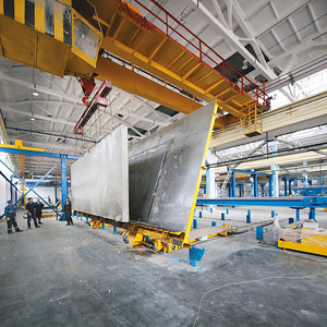 08 Serie DOMRIK, Moskau, DSK-1 ∕ Ricardo Bofill / Taller de Arquitectura. Vorfertigung im Moskauer Plattenbaukombinat DSK-1 | Prefabrication in the panel-building factory DSK-1 in Moscow