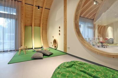 01 FRÖBEL-Kindergarten Zuckerhut. Köln, Deutschland | Cologne, Germany. Carola Brammen-Ruoff / intrect ® – interior solutions