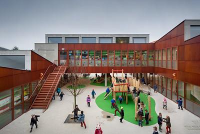 13 Kindergarten Kleuterschool de Gekko. Bonheiden, Belgien | Bonheiden, Belgium. Moke Architecten | Gianni Cito