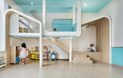 03 Vorschule SIS PREP Gurgaon. Gurgaon, Indien | Preschool SIS PREP Gurgaon. Gurgaon, India.  PAL Design Group