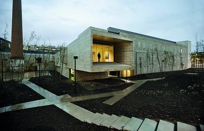 Can Framis Museum, BarcelonaArchitekten: BAAS arquitectura, Jordi Badia, Barcelona© Pedro Pegenaute, Pamplona