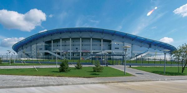 Eissportstadion in Krylatskoje, Moskau (2004)