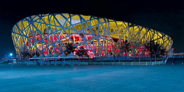 Nationalstadion, Peking (Olympische Spiele 2008)