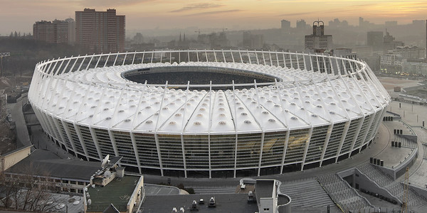 Olympic National Sports ComplexKiev, UkraineImage: © Marcus Bredt
