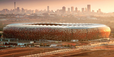 Soccer City National StadiumJohannesburg, South AfricaImage: © Boogertman + Partners