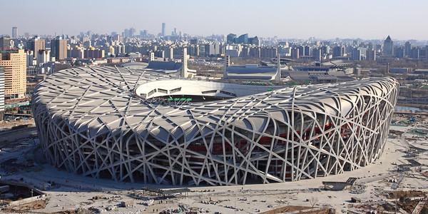 Beijing National StadiumBeijing, ChinaImage: © Guangyuan Zhang, Xingguang Li