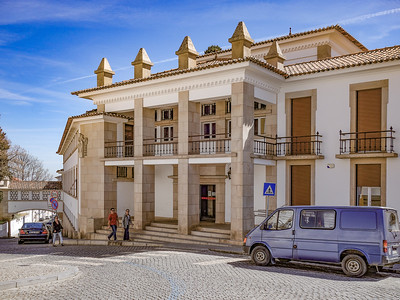 06 Évora: Ein neuer Justitzpalast im historischen Stadtzentrum | Évora: a New Palace of Justice in the Historic Centre