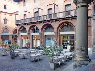 01 Bologna: Das neue historische Zentrum | Bologna: New Historic Centre