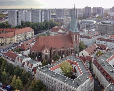 05 Berlin: Nikolaiviertel
