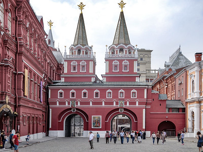03 Moskau: Wiederauferstehung | Moscow: Resurrection