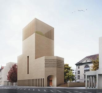 Gertraudenstraße © Kuehn Malvezzi