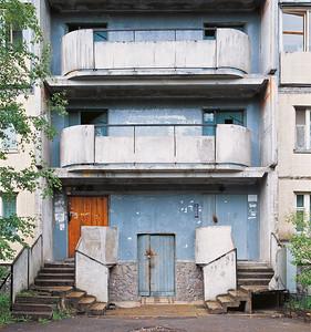 Leningrad Eingang - Foto © Philipp Meuser