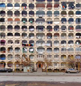 Jeriwan Fassade - Foto © Philipp Meuser