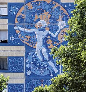 Taschkent Kosmonaut - Foto © Philipp Meuser