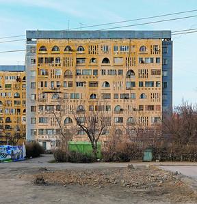 Taschkent Fassade - Foto © Philipp Meuser