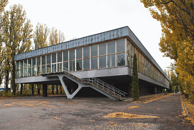 07 Pavilion no.19, Expocenter of Ukraine. 1975. Kiew | Kyiv