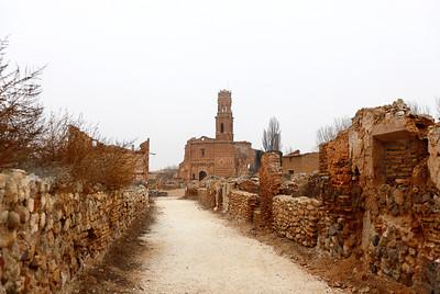 02 Das doppelte Belchite: Erinnerung an den Bürgerkrieg und Modell des Wiederaufbaus