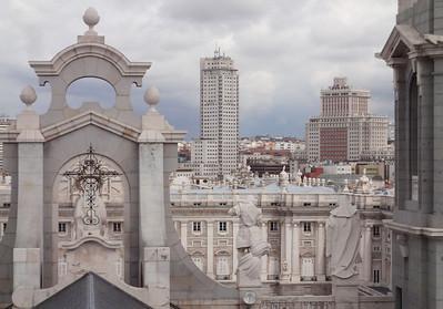 03 Madrid: eine neue Stadtkrone in den 1950er Jahren