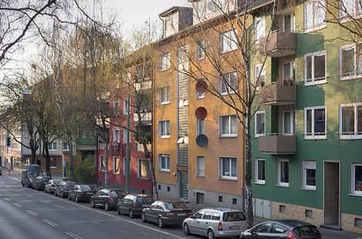 04 Bochum, Griesenbruch. Rottstraße 16–20.