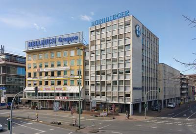 11 Duisburg-Münzstraßenviertel - Münzstraße 18 Ecke Schwanenstraße 4