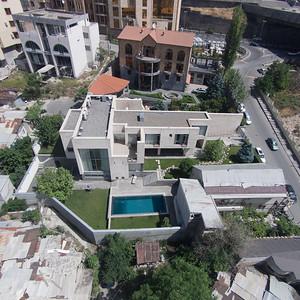 04 House near the Cascade Complex in Yerevan | Haus in der Nähe des Cascade Complexes in Jerewan