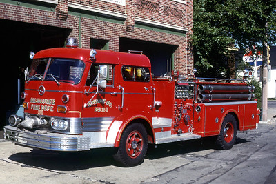 ENGINE 30  1966 MACK C95  1000-  DF