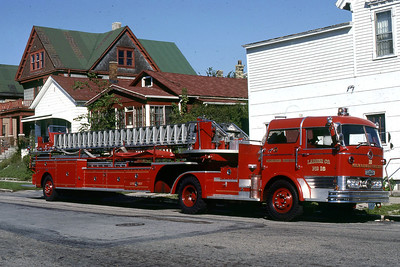 LADDER 18  1964 MACK C95-PIRSCH 100'  DF
