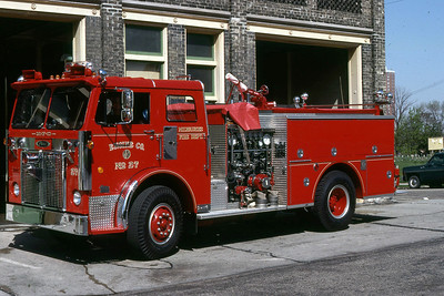 ENGINE 27  1976 WHITE-PIERCE  1250-400  DF