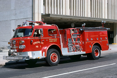 ENGINE 1  1973 ALFCO  1500-400  FD