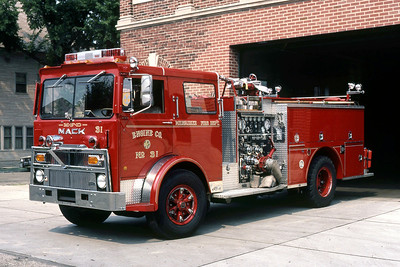 ENGINE 31  1979 MACK-PIERCE  1250-400