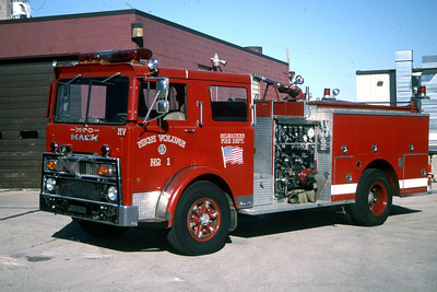 HIGH VOLUME 1  1978 MACK-PIERCE 1250-450