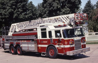 LADDER 13  PIERCE DASH  105'