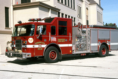 ENGINE 30  2001 PIERCE DASH  1500-500-30