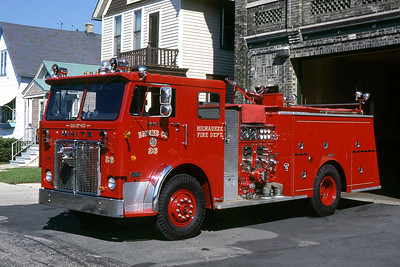 ENGINE 26  1976 WHITE-PIRSCH  1250-400  DF