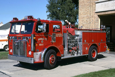 ENGINE 7  1976 WHITE-PIERCE  1250-400  DF