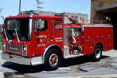 ENGINE 22  1981 MACK MC 1250-500