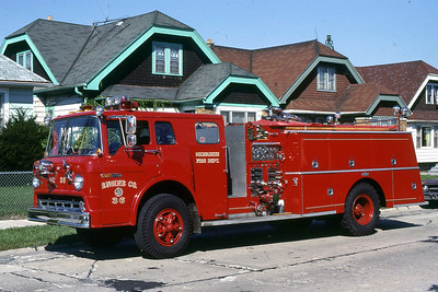 ENGINE 36  1977  FORD C-PIRSCH  1000-450