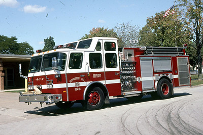 ENGINE 8  E-ONE