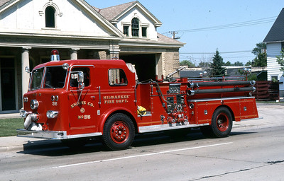 ENGINE 35  1963 PIRSCH 1000-0  DF