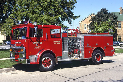 ENGINE 37  1978 MACK-PIERCE  1250-400  DF