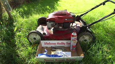 DON'T THROW OUT THAT MOWER !!!