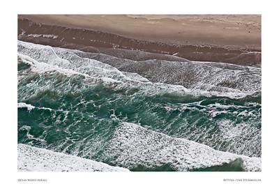 Ocean Waves (Aerial)