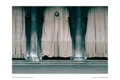 San Marco Curtains (Venice Italy)