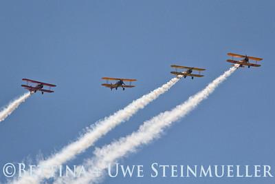Hollister Airshow 2011 Practice