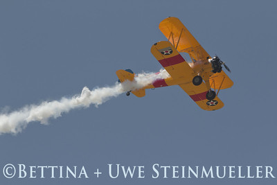 Hollister Airshow Practice