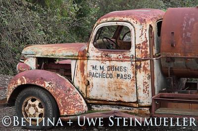 Pacheco Pass Truck